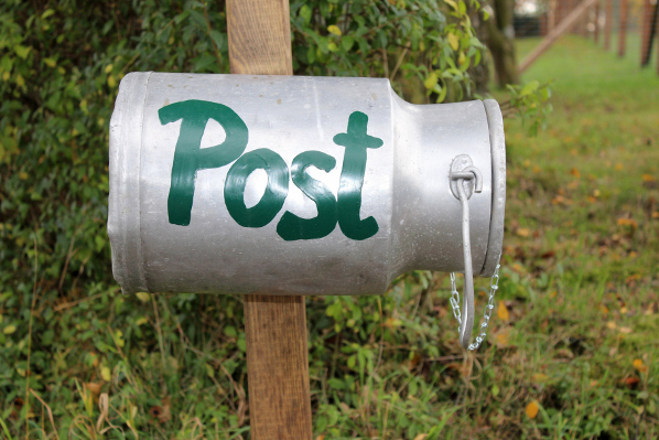 Mailing-Aktionen per Brief-Post