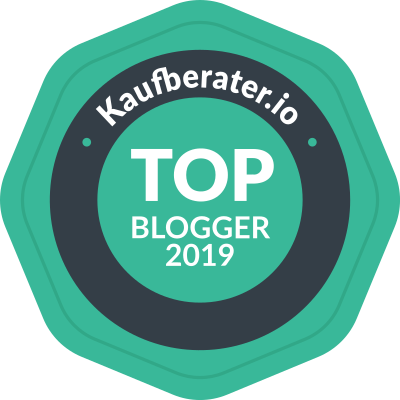 Kaufberater.io TOP Blogger 2019